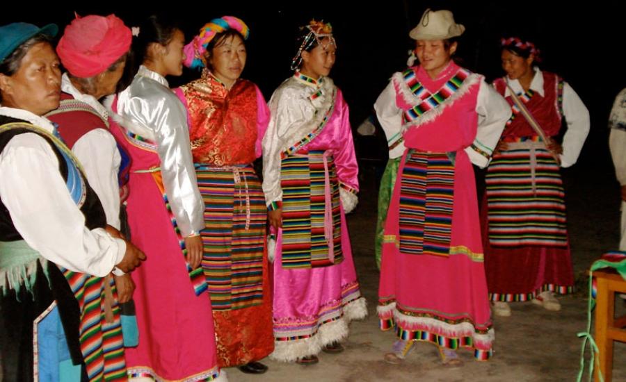 POPULATION-TIBETAINE-A-TCHRONGTEU