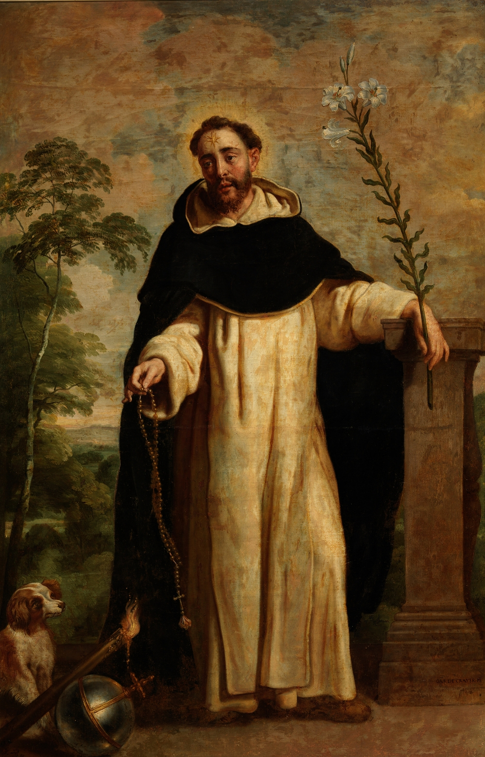SAINT DOMINIQUE (1170-1221)